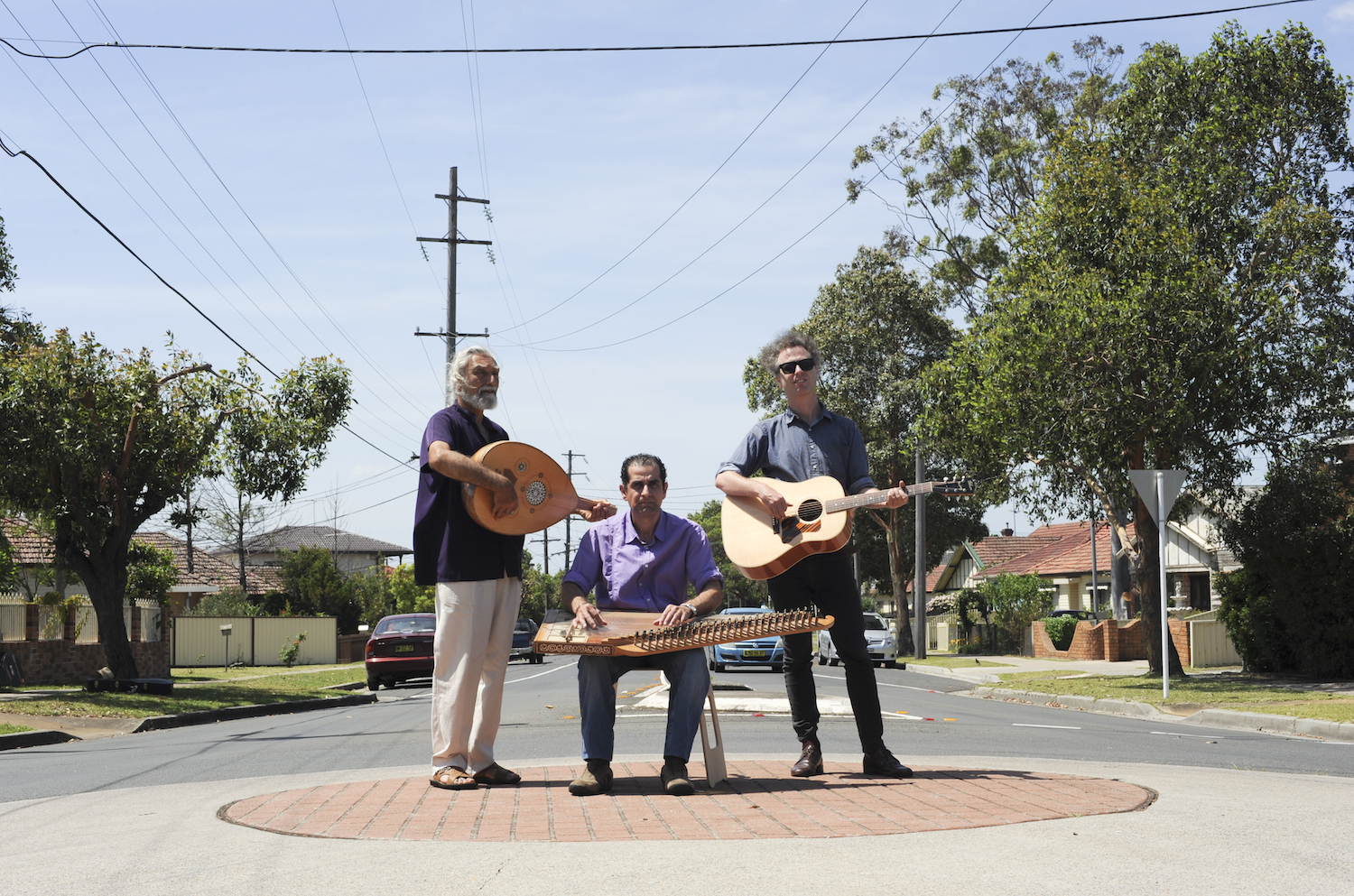 Songs from Northam Avenue
