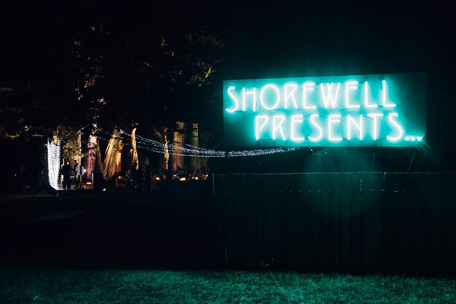 Shorewell Presents